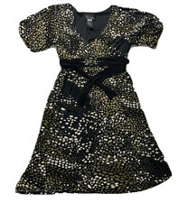 S.L. fashions dress size 8 shift