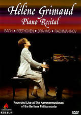 Helene Grimaud: Piano Recital at The Kaamer Musiksaal by Kultur Video