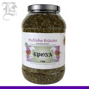 Hufrehe Kräuter EPONA 1,5 kg reine Kräuter geschnitten