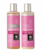 Urtekram Organic Nordic Birch Shampoo & Conditioner 250ml - DRY HAIR Ecocert