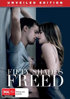 Fifty 50 Shades Freed : NEW DVD