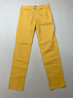 LEVI'S 447 STRAIGHT CHINO Jeans - W34 L32 - Yellow - Mens