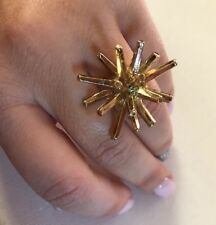 Witchery 💞 Gold Ring  Brand New + Mimco Dust Bag