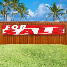 For Sale Advertising Vinyl Banner Flag Sign Large Huge Xxl Sizes