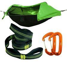 Portable Camping Tent Hammock Mosquito Net Rain Cover Waterproof Windproof CU