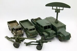 Dinky Military Vehicles Joblot 7