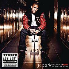 J Cole - Cole World: The Sideline Story [CD]