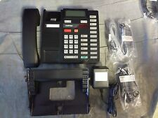 Nortel Aastra M9316CW Black w/PS Display set w/caller ID & call waiting - Refurb