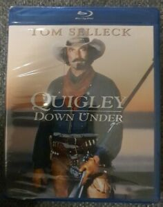 Quigley Down Under Blu-ray Region A Brand New Sealed
