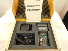 Sage Instruments 923LTS Automated Local Loop Hand Held Field Test System