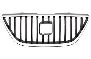 Fits Seat Ibiza 2008-2012 Grille With Chrome Moulding