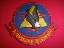 Vietnam War Patch US Navy FLEET AIR SUPPORT Unit At BINH THUY - RVN