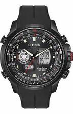 Citizen Eco-Drive Men's JZ1065-13E Promaster Air Black Polyurethane Band Watch