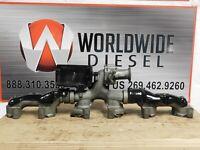"2012 Detroit DD15 ""903"" Exhaust Manifold, Parts # A4721421401"