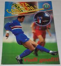 Forza Campioni Magazine n. 12 Gianluca Vialli