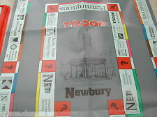 TYCOON GAME - TYCOON - 1986 - MONOPOLY STYLE GAME - VINTAGE GAME - TRADING GAME