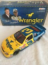Dale Earnhardt #3 - 1999 Monte Carlo GM Goodwrench & Wrangler Jeans  Box C
