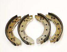 SET OF 4 NEW REAR BRAKE SHOES FOR THE LOTUS SEVEN S2 & SUPER SEVEN 1960-1967