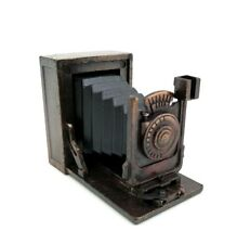 Vintage Die Cast Miniature Antique Camera Pencil Sharpener