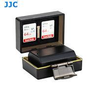 JJC BC-2NPFZ100 Hard Battery protective Case box for 1x Sony NP-FZ100 2x SD Card