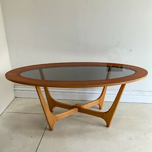 Astro Style Coffee Table Beech And Teak MCM