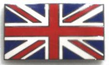 Plaque émail UK à coller 50mm x 30mm