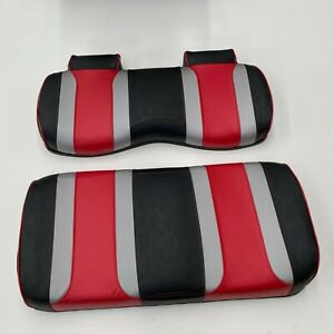 TRI-COLOURED SEAT REPLACEMENTS FOR CLUB CAR PRECEDENT GOLF CARTS