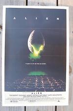 Alien Lobby Card Movie Poster Sigourney Weaver Tom Skerritt