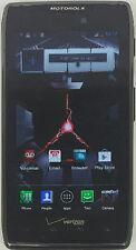 Motorola Droid Razr 4GB Black - Android Verizon Mobile Touchscreen Smartphone