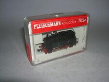 Fleischmann N <Piccolo> Tank Locomotive Br 80 DB 1:160 Item 7025