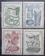 Czechoslovakia 1956 Czechoslovakian Products Set.