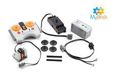 Lego Train Battery Box + Motor + Remote + IR Receiver + Lights + Free Postage