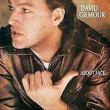 About Face von Gilmour,David | CD | Zustand gut