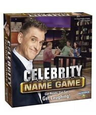 NEW Celebrity Name Game Craig Ferguson The Game They Play On Tv PlayMonster