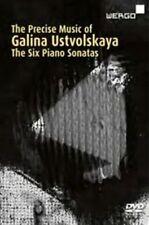 The Precise Music of Galina Ustvolskaya: The Six Piano Sonatas, New DVDs