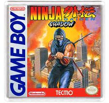 NINJA GAIDEN SHADOW NINTENDO GAME BOY FRIDGE MAGNET IMAN NEVERA