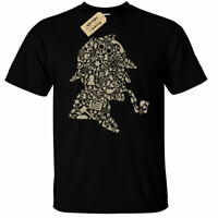 Sherlock Holmes T-Shirt Mens