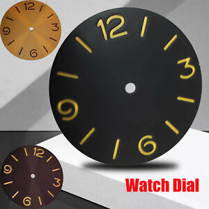 For ETA 6497 6498 Series 39MM Watch Dial Sandwich Sterile Watch Movement Parts