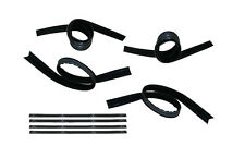 New 8-piece Window Channel & Division Bar Kit / FOR 1970-97 DODGE B-SERIES VAN