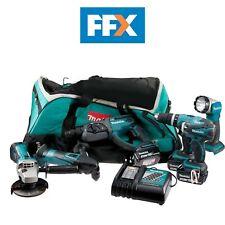 Makita FFX6PCKIT 18V LXT 4.0Ah Li-Ion Cordless 6 Piece Kit