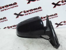 AUDI A3 8P 2004-2008 WING/DOOR MIRROR ELECTRIC (DRIVER SIDE) IN BLACK
