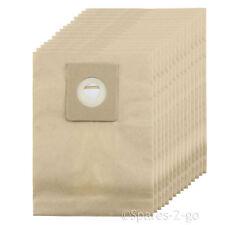 15 x Vacuum Cleaner Bags For Nilfisk King Series Hoover Bag