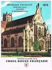 Frankrijk booklet postfris 1976 MHN 2001-2002 - Rode Kruis / Red Cross (K029)