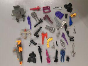 Vintage Hasbro Takara G1 Transformers / THUNDERCATS Spare Parts