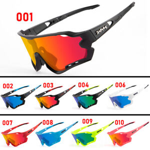 Cycling Polarized Goggles Sunglasses Bicycle Active Sports Outdoor TR90 UV400