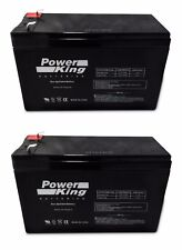 UltraTech UT1270 Replacement 12V 7 Ah Sealed Lead Acid Alarm Battery  2 Pack