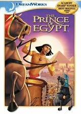The Prince Of Egypt(DVD,2006) EXCELLENT CONDITION ln