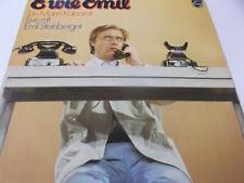 47822 - EMIL STEINBERGER - E WIE EMIL - PHILIPS VINYL LP (EIN MANN KABARETT)