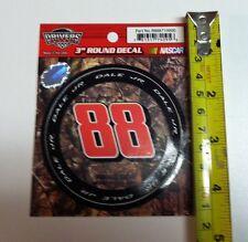 # 88 Dale Earnhardt Jr Sr Realtree Camouflage Sticker Camo Nascar Racing Decal