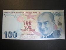 Turkey P-226 2009 100 New Lira (Gem UNC)